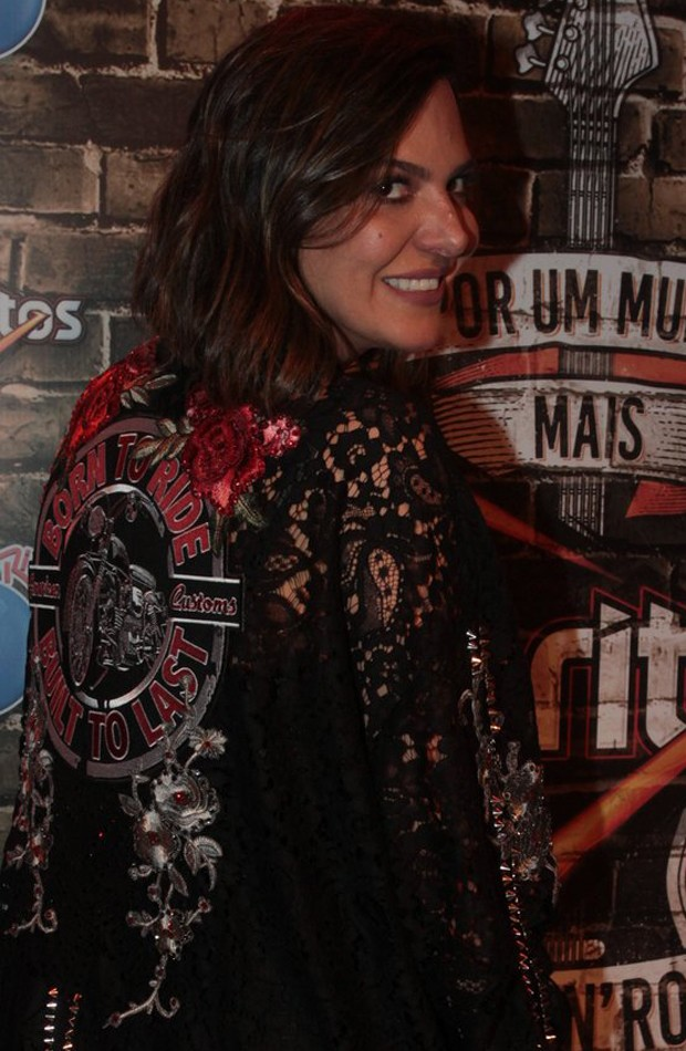 Carol Sampaio (Foto: Sérgio Gallo)