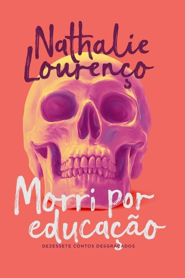 """""""Morri por educação"""", de Nathalie Lourenço (Foto: Divulgação)"""