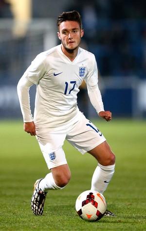 Matt Grimes, Inglaterra (Foto: Getty Images)