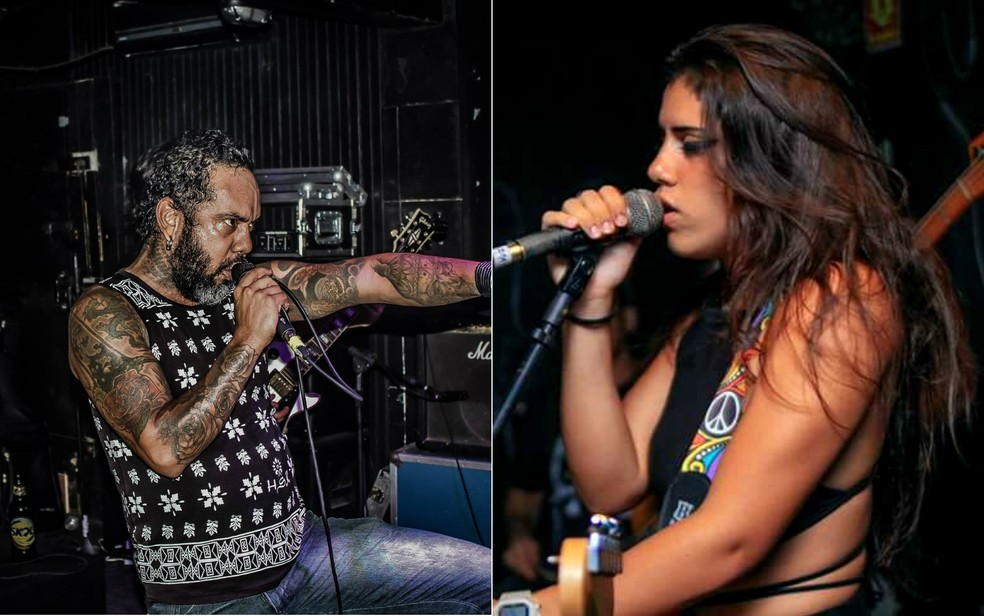 Evento Rock Weekend terá AC/DC Tribute, Clariana Fróes e The Broadcasters (Foto: Arte/G1 Bahia)