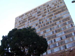 Sede da Prefeitura de Campinas (Foto: Reprodução EPTV)