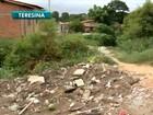 No Piauí, 204 cidades não possuem rede de esgotamento sanitário