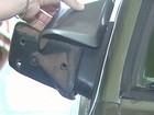 Jovem é esfaqueado após quebrar retrovisor de carro em acidente