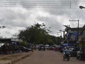 Novos dois casos da doença foram confirmados em Oiapoque (Foto: Abinoan Santiago/G1)