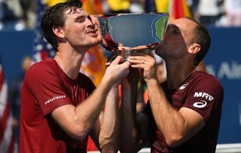 Soares e Murray dominam espanhóis e conquistam 2º Grand Slam no ano