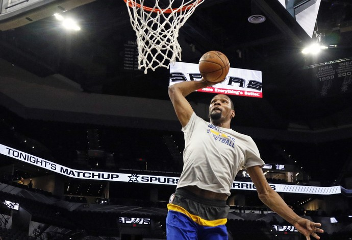 Kevin Durant (Foto: Getty Images)