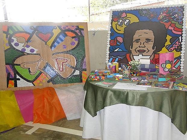 Escola Estadual Luiza Nunes Bezerra (Foto: Divulgação / Arquivo Escola Estadual Luiza Nunes Bezerra)