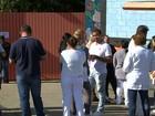 Funcionários do hospital Vera Cruz paralisam atividades em Sorocaba