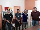 Dois são presos por tráfico de drogas (Divulgação/Polícia Civil)