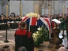 Milhares acompanham funeral de Margaret Thatcher em Londres