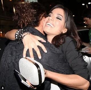 Anitta e David Brazil (Foto: Instagram / Reprodução)