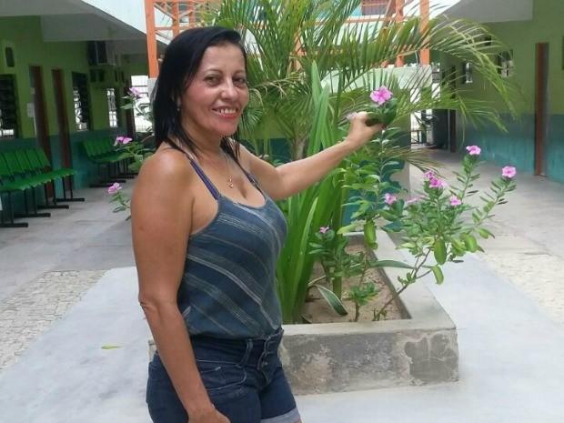 Professora Socorro Gomes havia desaparecido quando saiu para passear e foi encontrada morta (Foto: Arquvo pessoal)