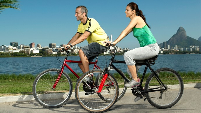 Bicicleta Eu Atleta (Foto: Getty Images)