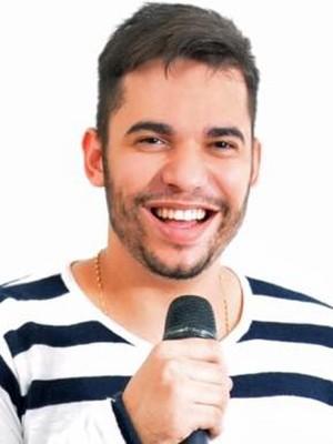Cantor Filho Araújo diz que foi vítima de golpe (Foto: Arquivo Pessoal)