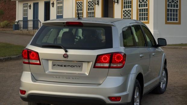 Veja fotos do Fiat Freemont