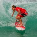 Rico de Souza conta todos os detalhes do mundo do surfe (Marcello Cavalcanti/Divulgação)
