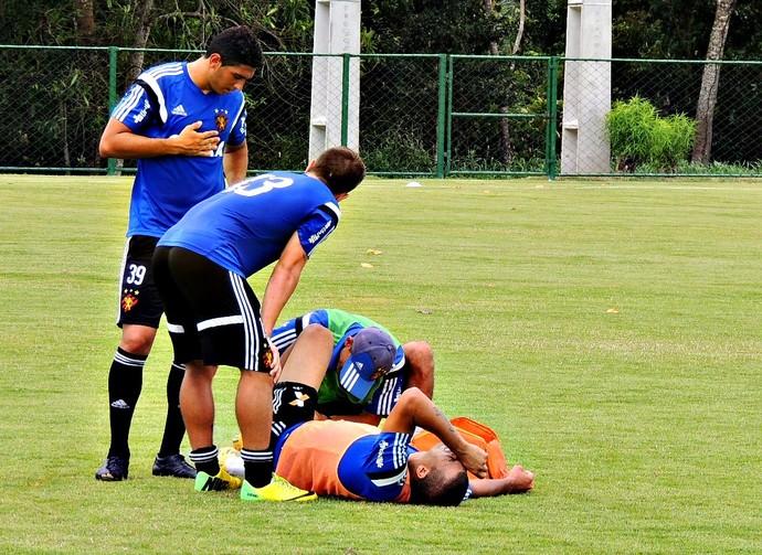 Neto Baiano (Foto: Elton de Castro)