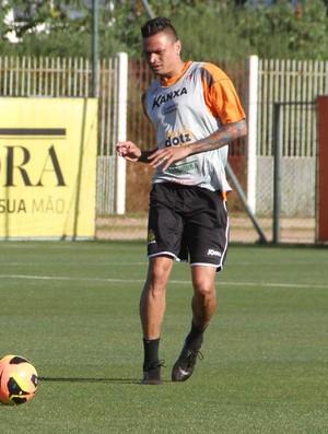 Fabio Ferreira zagueiro Criciúma (Foto: Fernando Ribeiro / Criciúma EC)