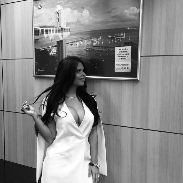 Milena Teixeira (Foto: Divulgação / MF Models Assessoria )
