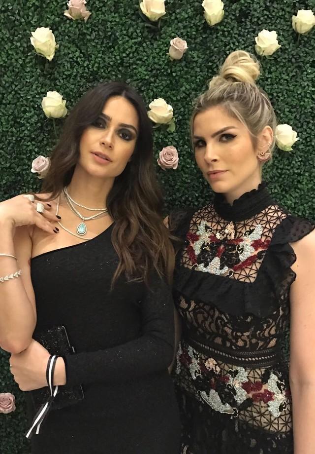 Thaila Ayala e Julia Faria (Foto: Carol Melo/Vogue Brasil)