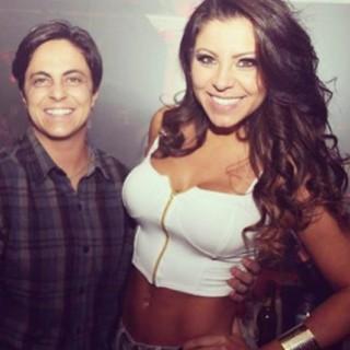 Andressa Ferreira e Thammy Miranda (Foto: Reprodução/ Instagram)