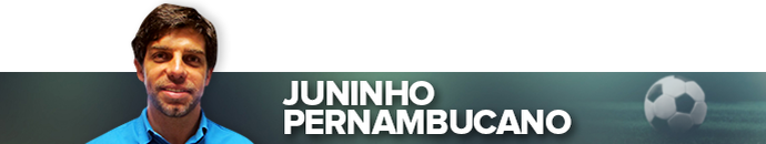Header Análise 1º turno Juninho Pernambucano (Foto: Arte: GloboEsporte.com)