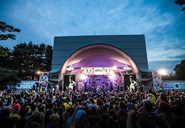 Luan Santana bate recorde de público com apresentação no Japão