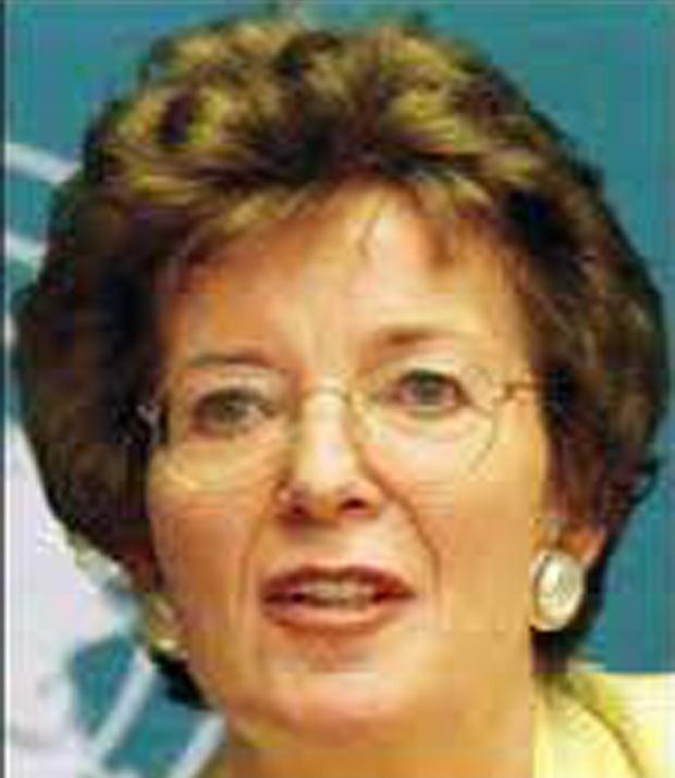 Mary Robinson, da Irlanda (Foto: Divulgação)