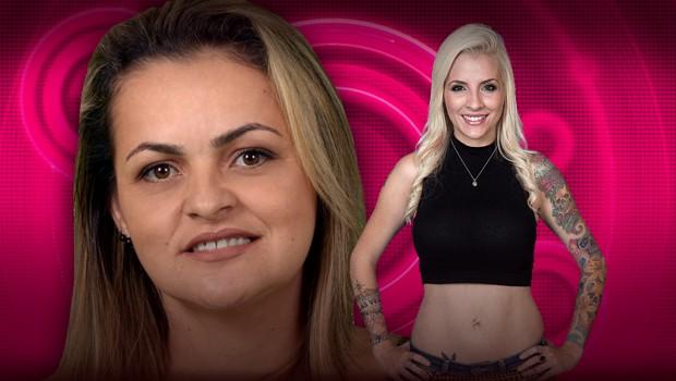 Adriana, tia da Clara, sempre sonhou em participar do Big Brother Brasil