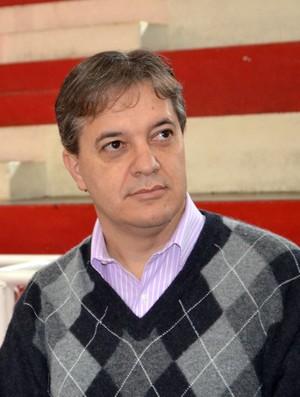 O prefeito de São José dos Campos, Carlinhos Almeida (Foto: Danilo Sardinha/Globoesporte.com)