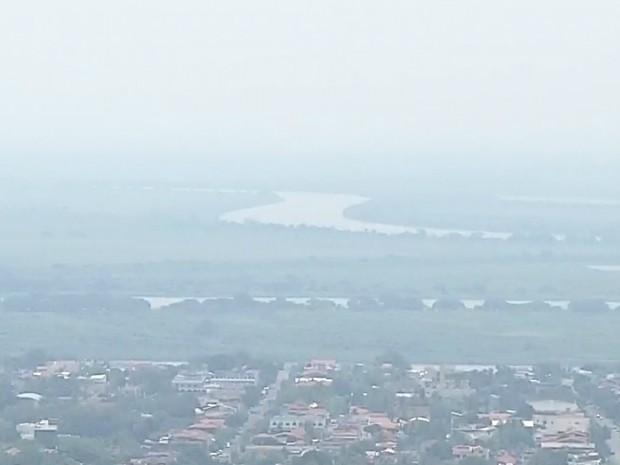 Corumbá Pantanal de MS (Foto: Reprodução/ TV Morena)