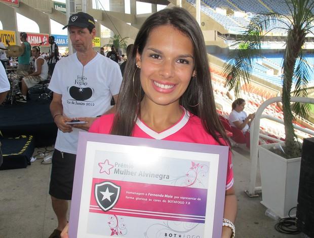 Fernanda Maia Botafogo (Foto: Thales Soares / Globoesporte.com)