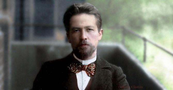 Anton Tchechov, escritor (Foto: Olga Shirnina)