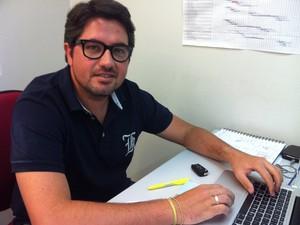 Evento é voltado pra toda a família, diz Henriqe Abreu, diretor de Marketing da Inter TV Cabugi (Foto: Fernanda Zauli/G1)