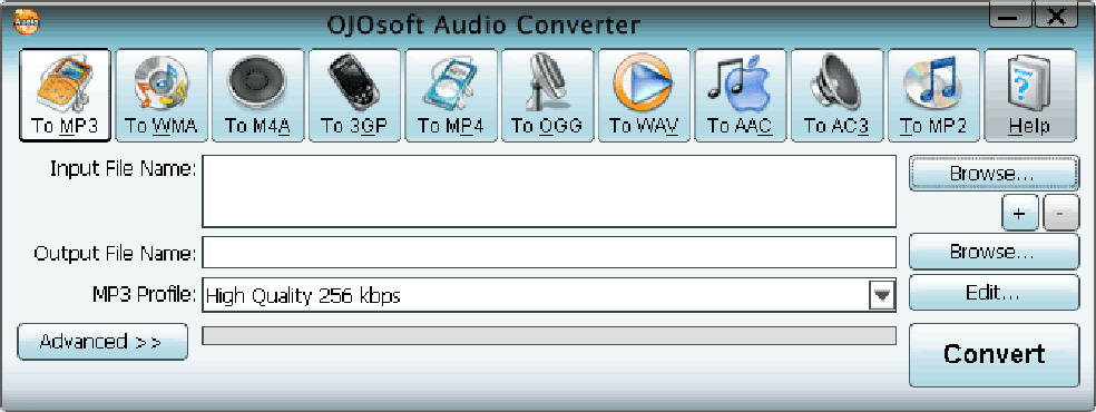 OJOsoft Total Video Converter - очень мощная.