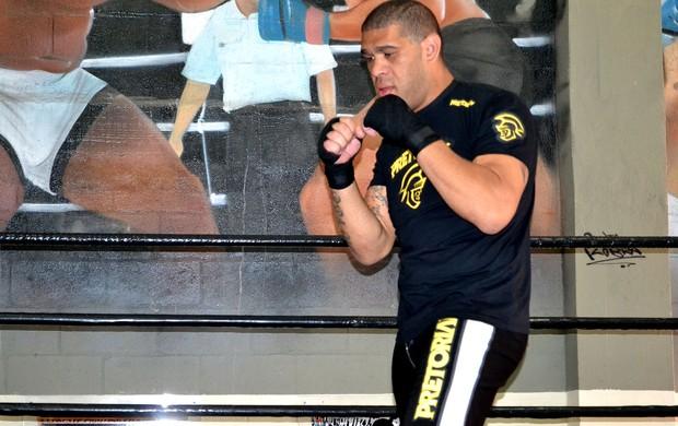 antônio Pezão team Nogueira MMA (Foto: Ivan Raupp)