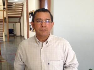 Benedito Alcântara oitiva vai ajudar na reparação pedida por Leonel Nascimento (Foto: Abinoan Santiago/G1)