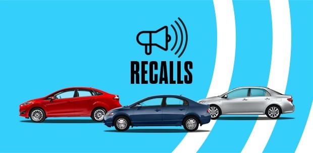 Carros convocados para recall no Brasil em 2015 (Foto: Autoesporte)