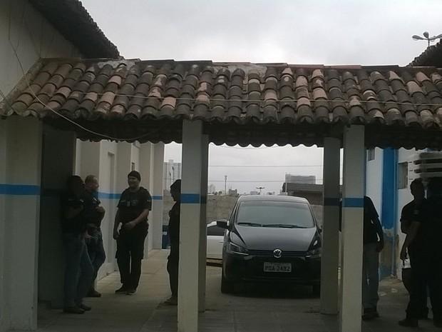 Balanço da Operação Lagar será realizado na Delegacia Regional de Caruaru (Foto: Amanda Dantas/ TV Asa Branca)