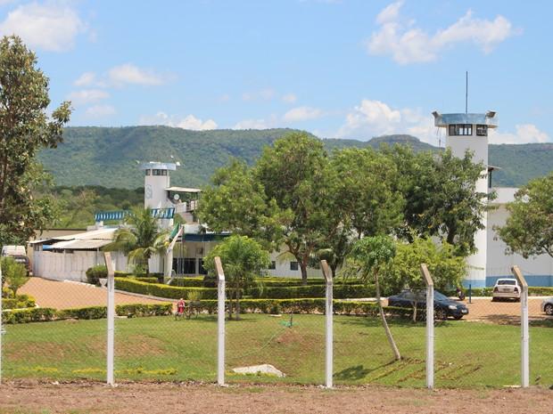 CPP de Palmas abriga 639 presos, sendo que a capacidade é 260  (Foto: Jesana de Jesus/G1)