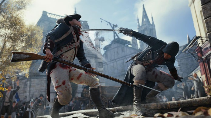 Assassins Creed: Unity é destaque no Steam (Foto: Divulgação)