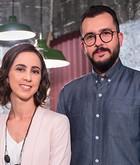 Carol Armellini e Paulo Biacchi