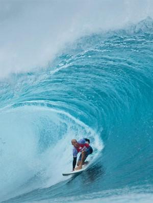 Kelly Slater, surfe, Pipeline (Foto: Kelly Cestari / ASP)