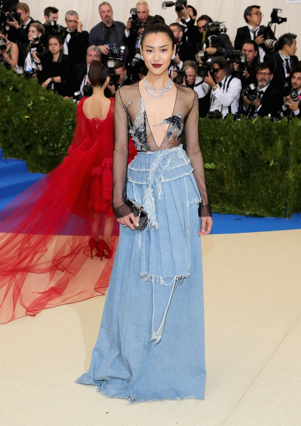 Liu Wen (Foto: Getty Images)