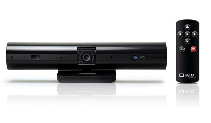 Tely HD funciona em televisões sem acesso à internet (Foto: Divulgação/ Tely Labs)