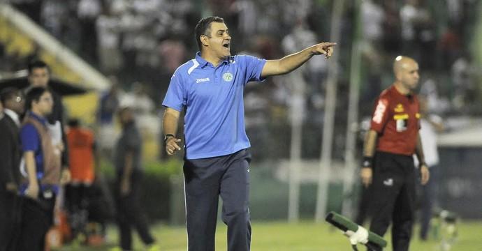 Marcelo Chamusca, técnico Guarani (Foto: Rodrigo Villalba/ Memory Press)