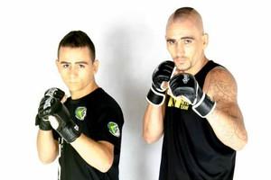 Irmãos Zé Doido e Zé Doidinho vão participar do Capixaba Fight (Foto: Divulgação/Roberto Acruche)