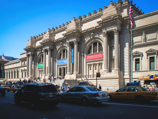 Metropolitan Museum of Art, em Nova York (Foto: Thinkstock/Getty Images)