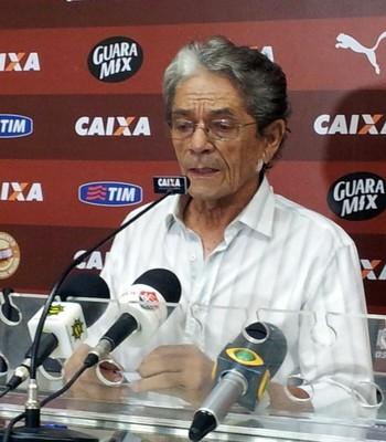 Raimundo Viana; Vitória (Foto: Ruan Melo)