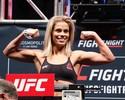"""Curtinhas: Paige VanZant diz que barraco com Ronda foi """"chocante"""""""